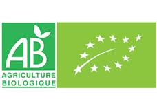 Label AB certifié - Agriculture biologique certifiée